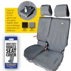 transit connect passenger seat cover
