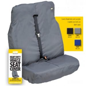 waterproof van passenger seat cover