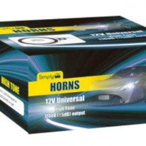 car horn high tone