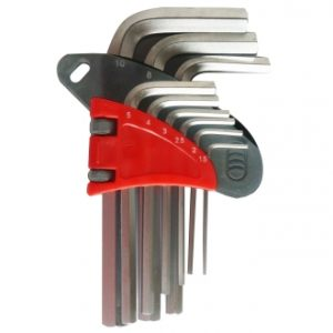 hex allen key set