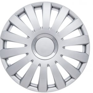 silver wheel trims